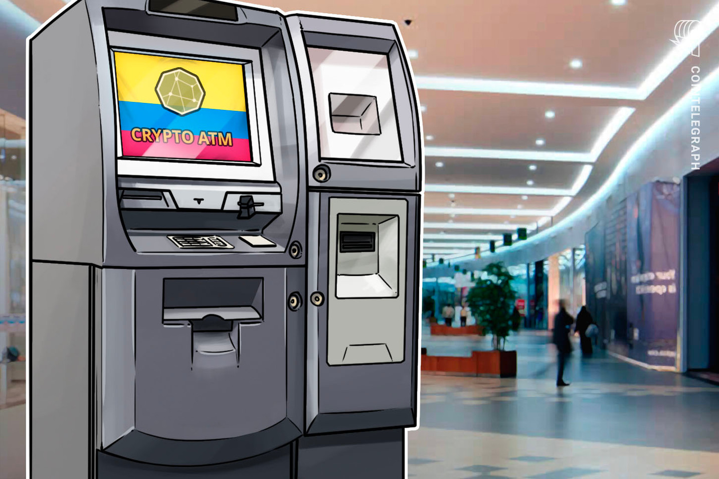 Paxful Joins Forces With CoinLogiq to Bring Crypto ATMs to Columbia and Peru