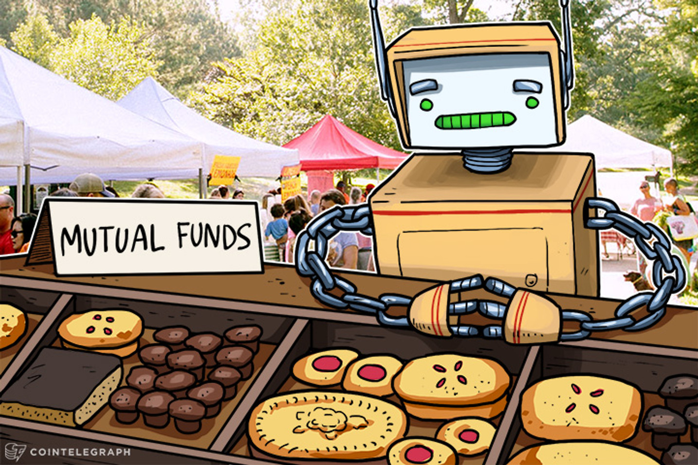 Blockchain is Right Solution for Fund Industry, Largest-Scale Test Successful