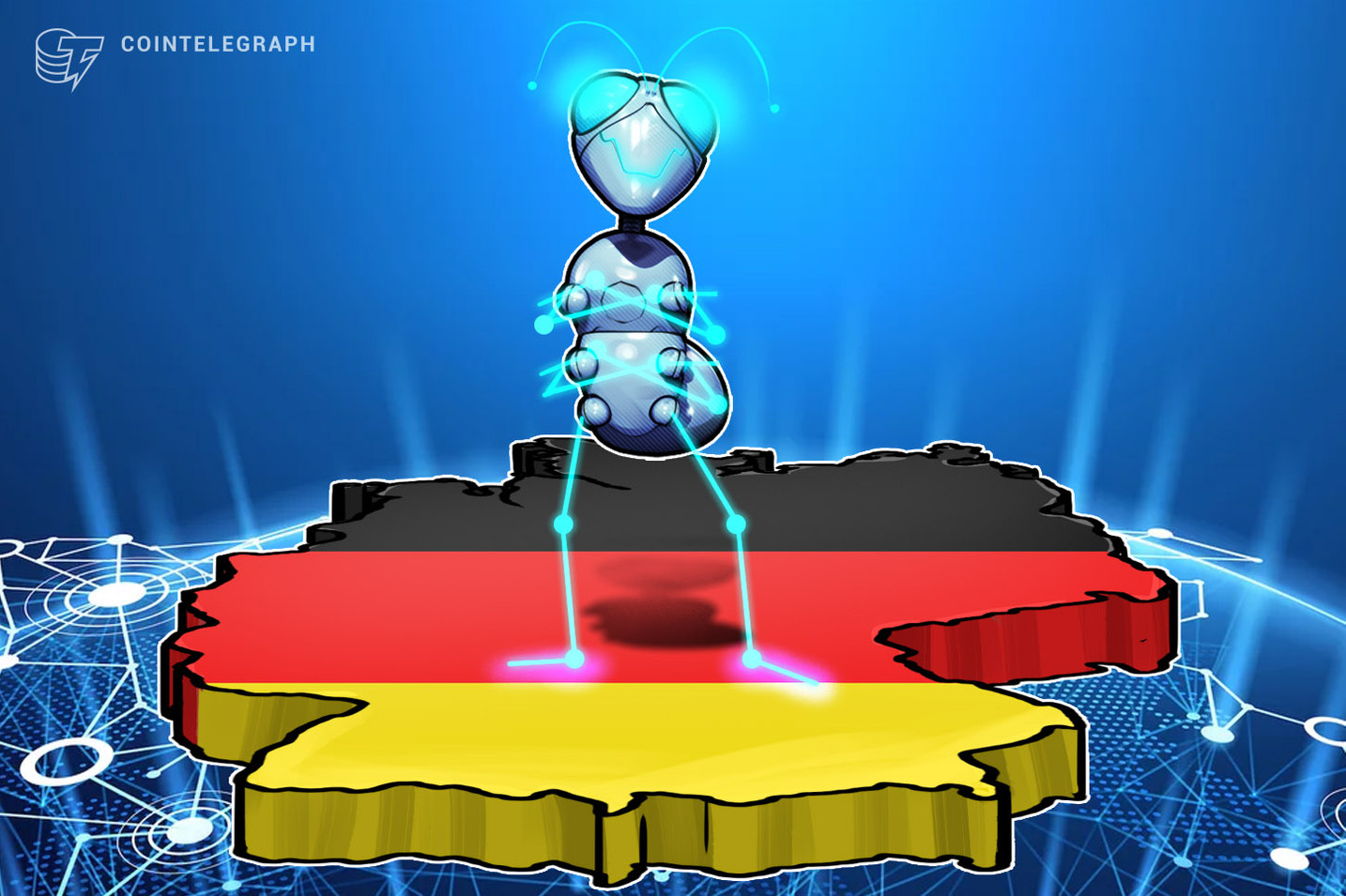 German Government Consults Industry About Blockchain Technology