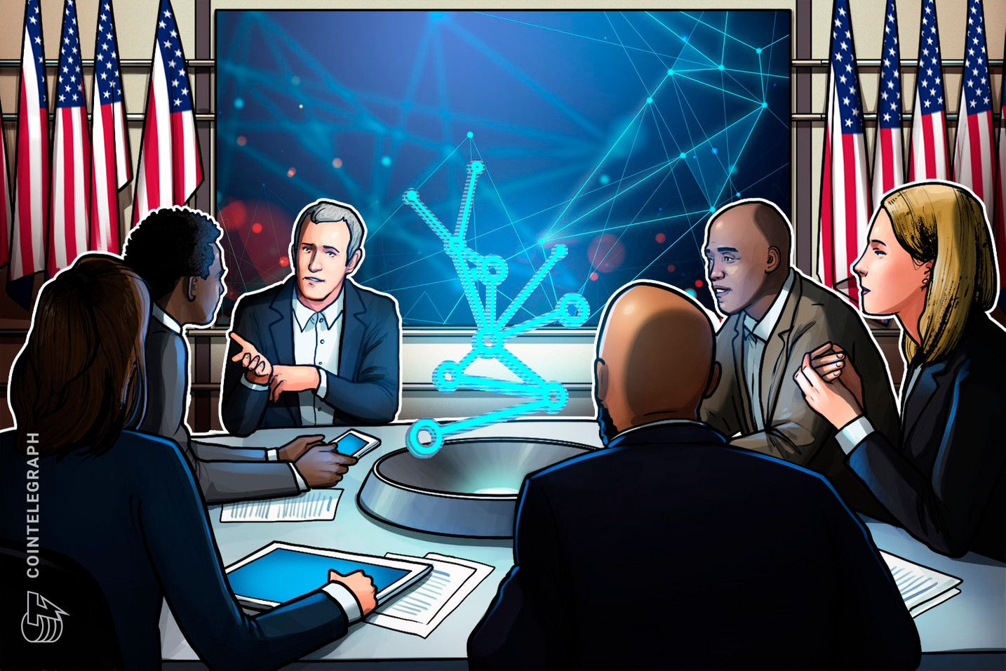 Blockchain Association meeting with key Biden staff about regulations