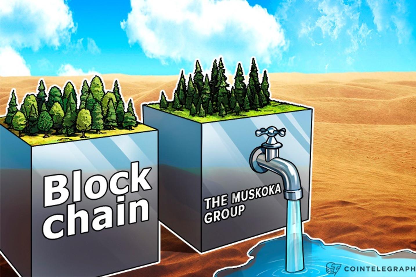 Blockchain's Backers Set to Improve its Image,  Form Muskoka Group