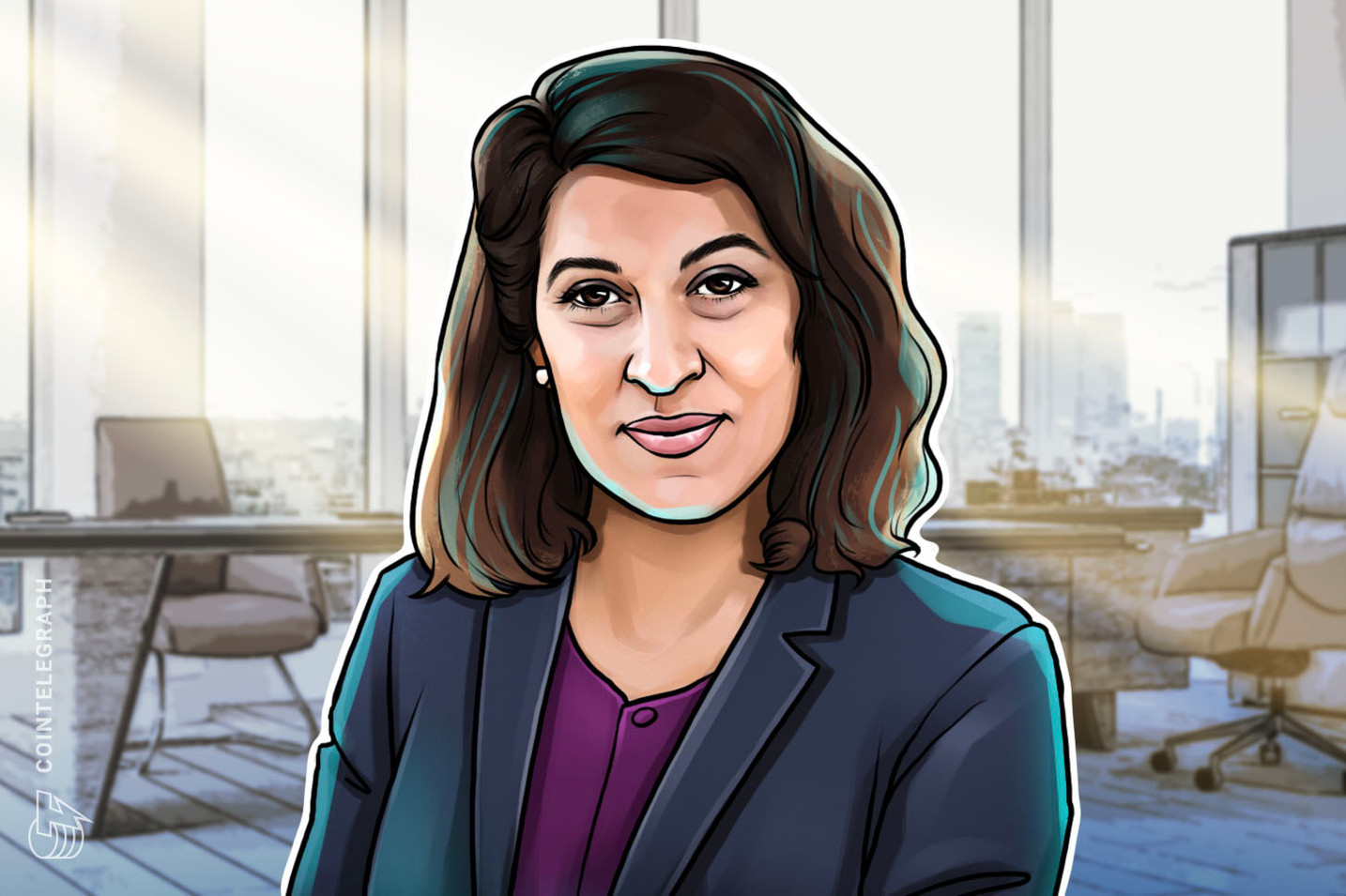 Sheila Warren, do Fórum Econômico Mundial: 'Adoção em massa depende de uma ponte sobre o fosso digital'