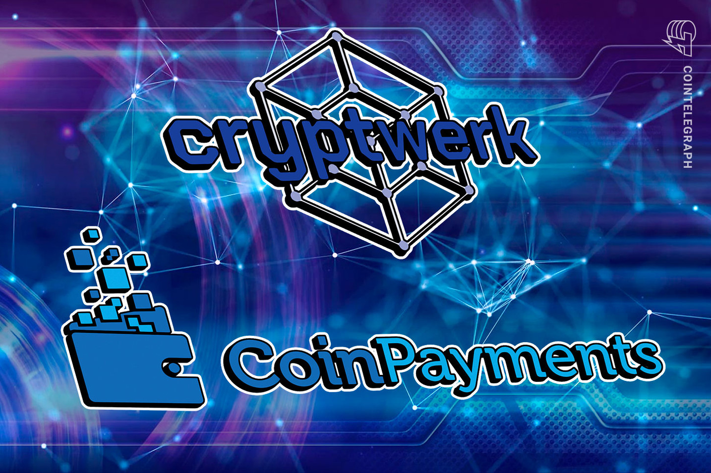 Coinpayments Forge Partnership With Crypto Spending Directory Cryptwerk