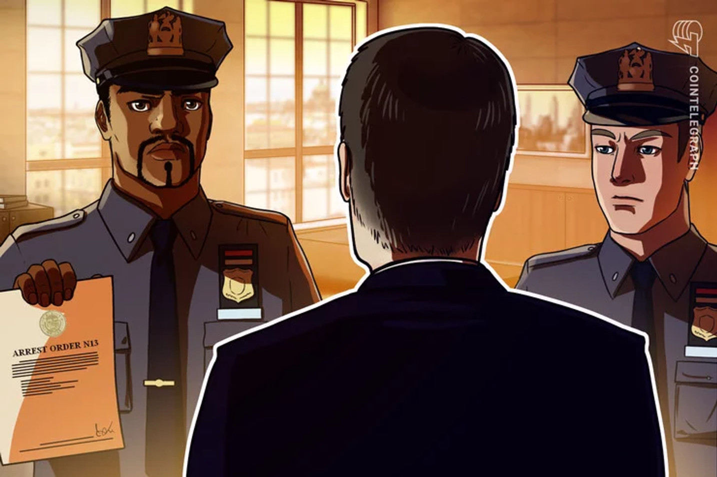 Policiais são presos acusados de extorquir Bitcoins de suposto empresário que devia R$ 4 milhões