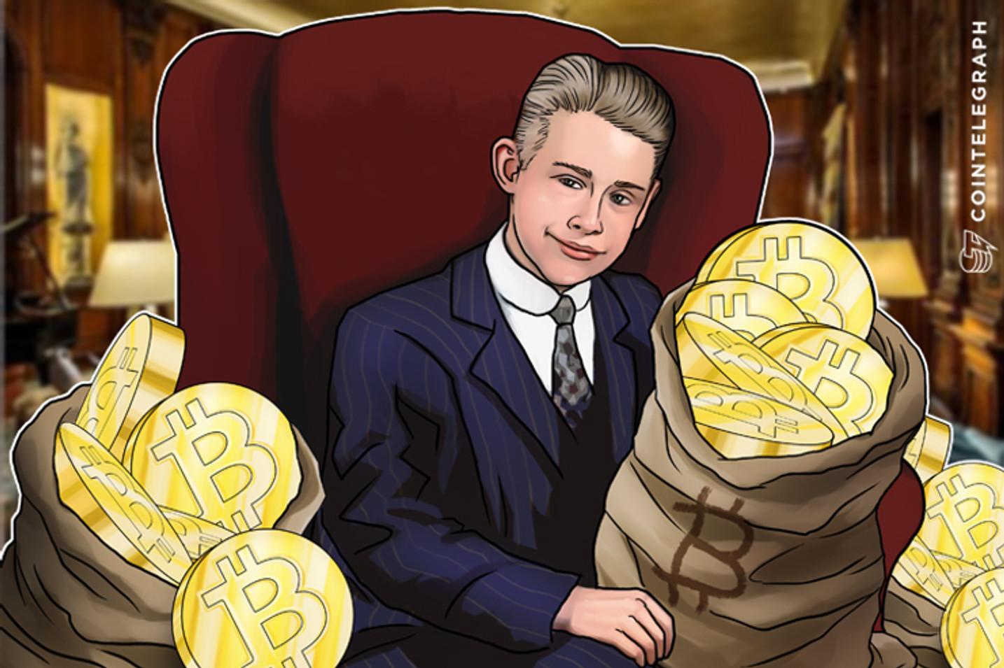 ¿Quién es Paul Tudor Jones II, el nuevo bitcoiner multimillonario? ¿Y por qué tanto alboroto?