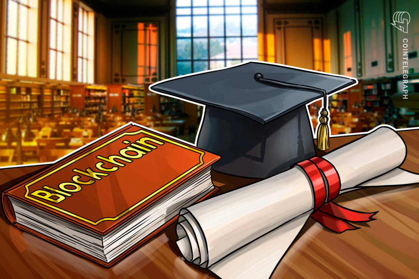 La University of California at Santa Barbara ha completato il suo primo corso sulla blockchain
