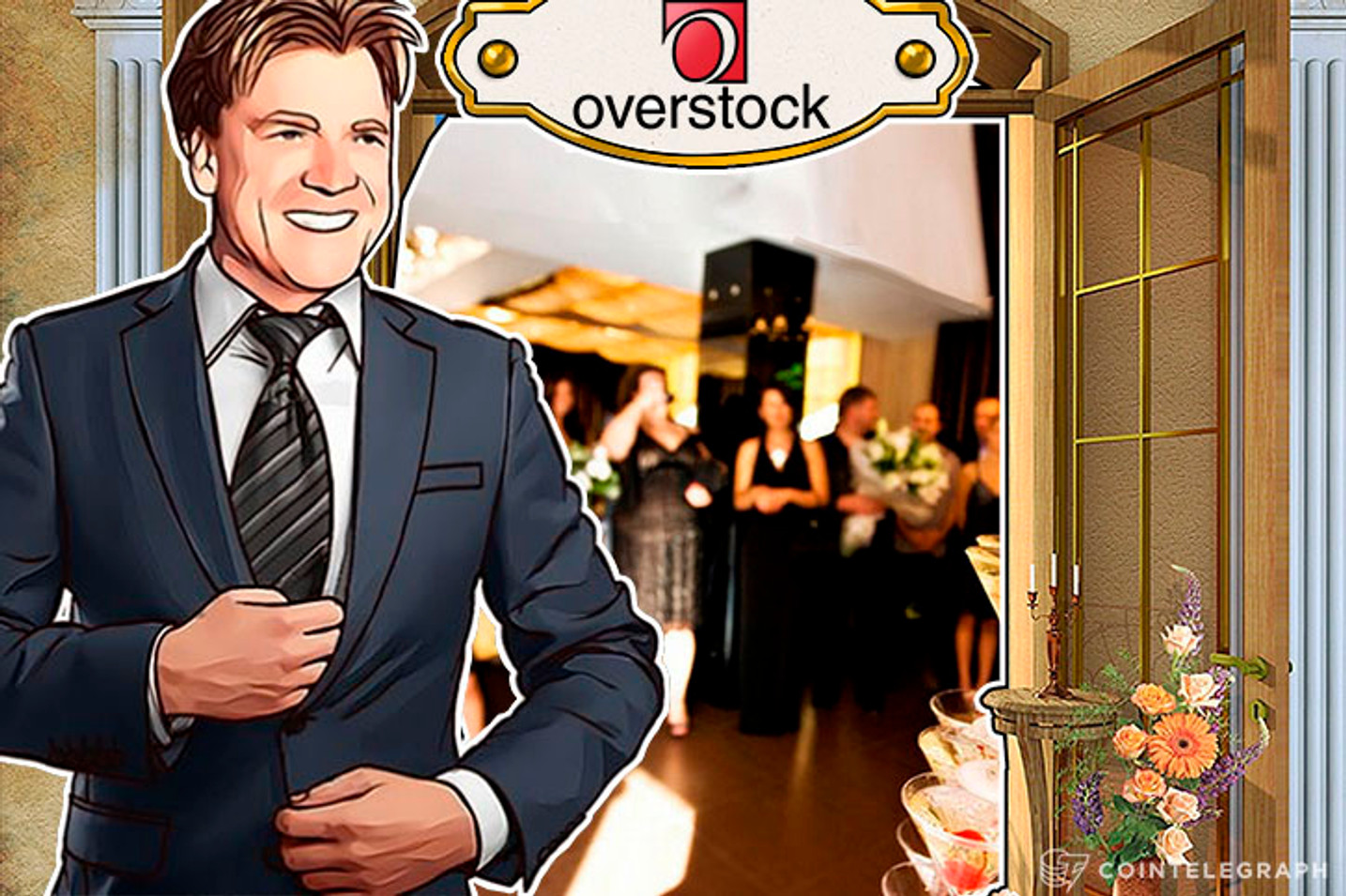 Byrne Is Back! Overstock's Bitcoin-Friendly CEO Returns to Company