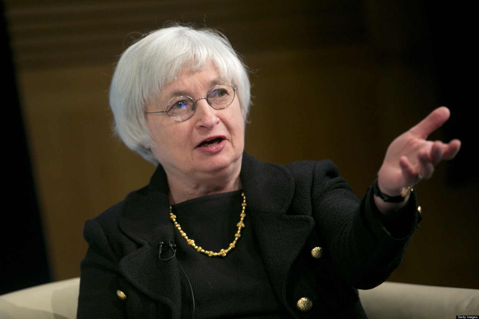 Janet Yellen Was Elected to Be the Chair of the Fed