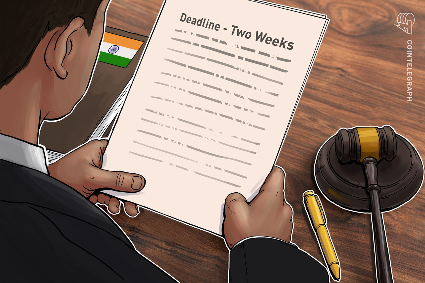 Indian Supreme Court Sets Two Week Deadline for Gov't to Clarify Stance on Crypto