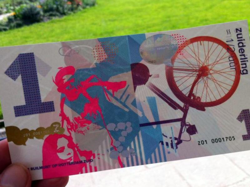 Several Alternative Currencies Thriving in the Netherlands