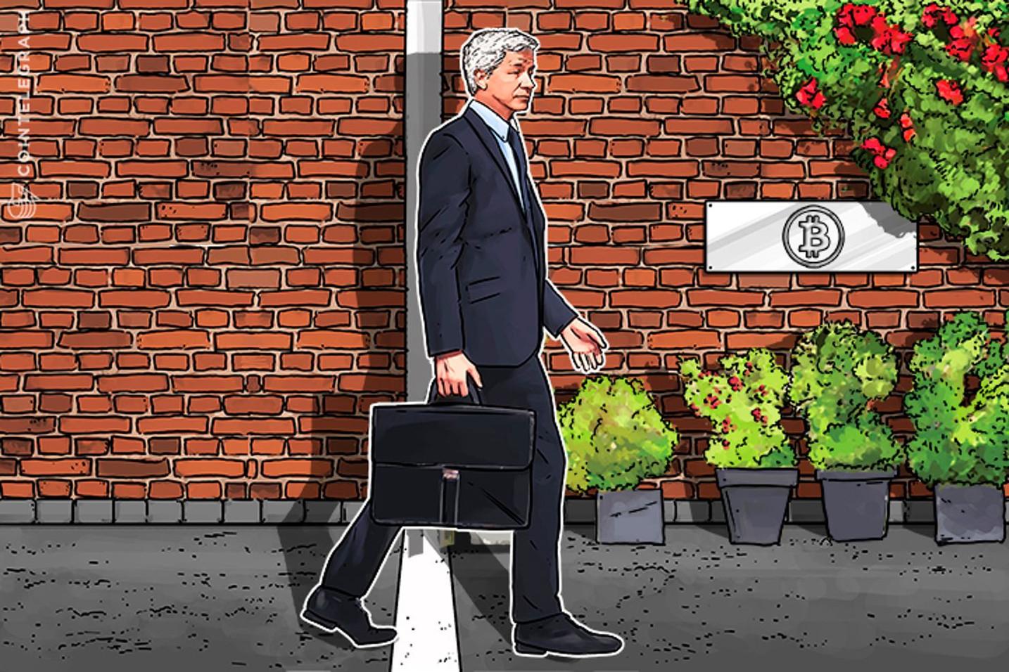 JPモルガンのダイモンCEO「ビットコインはどうでもいい」