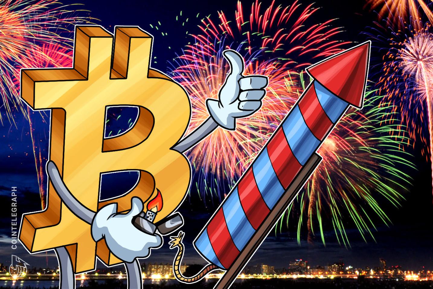 """""""Los fuegos artificiales están llegando"""", los mercados de divisas beneficiaran a Bitcoin, dice Max Bronstein"""