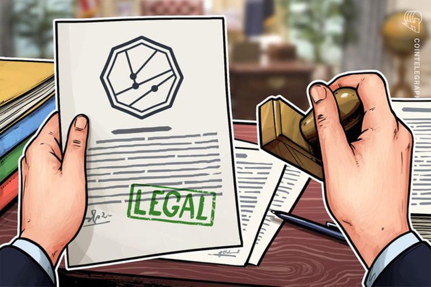 Consultorio jurídico español lanza aplicación integrada con tecnología Blockchain para servicios legales