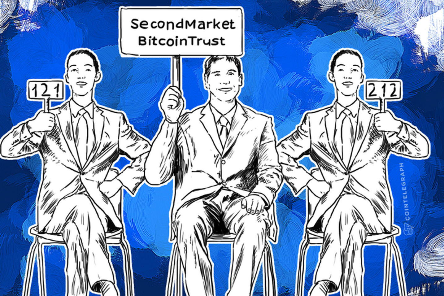 Bitcoin Trust Wins Majority of US Marshal Auction, Tim Draper Gets the Rest
