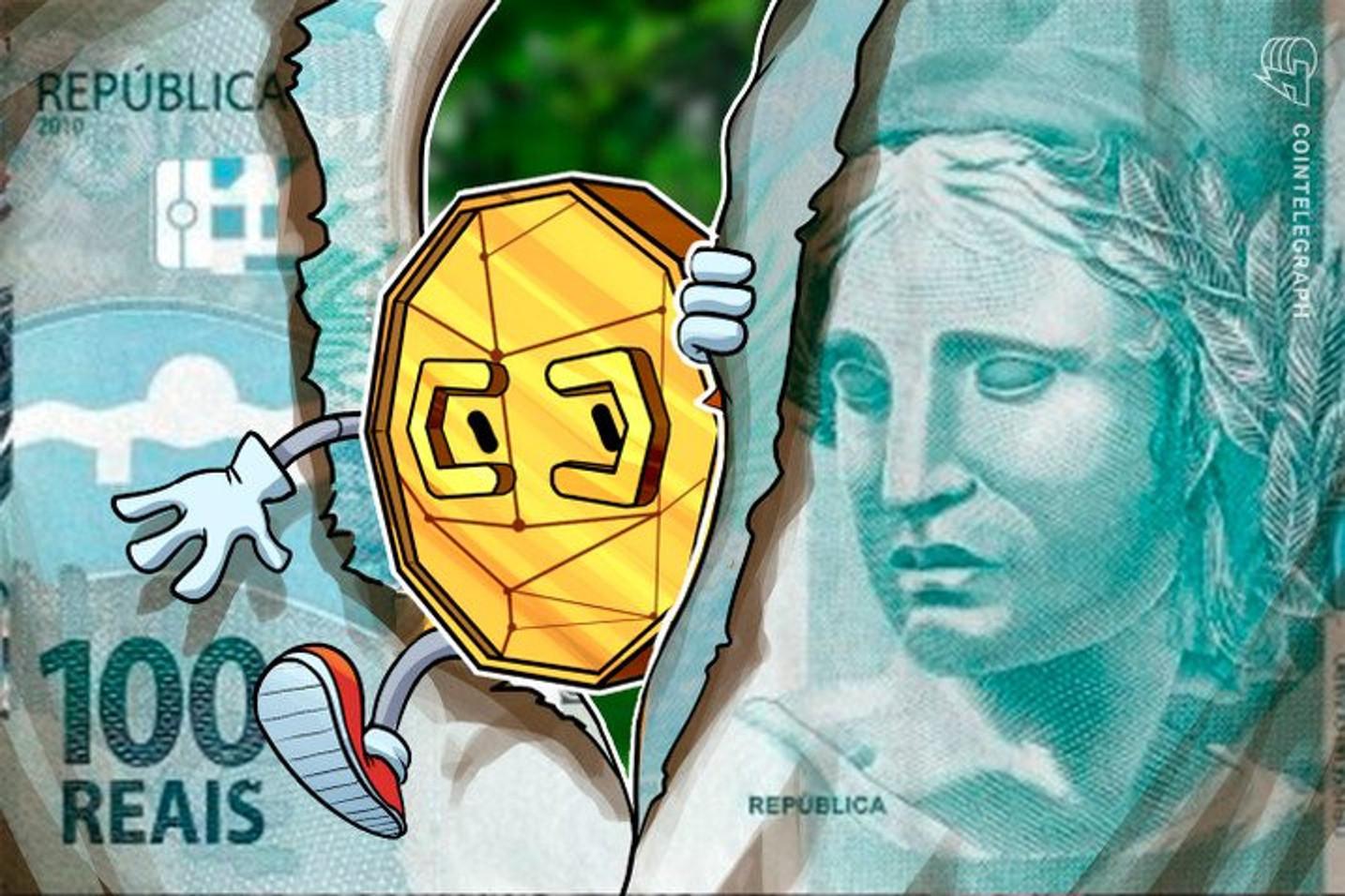 Stablecoin pareada no real permite ganhar renda passiva com saldo em exchange