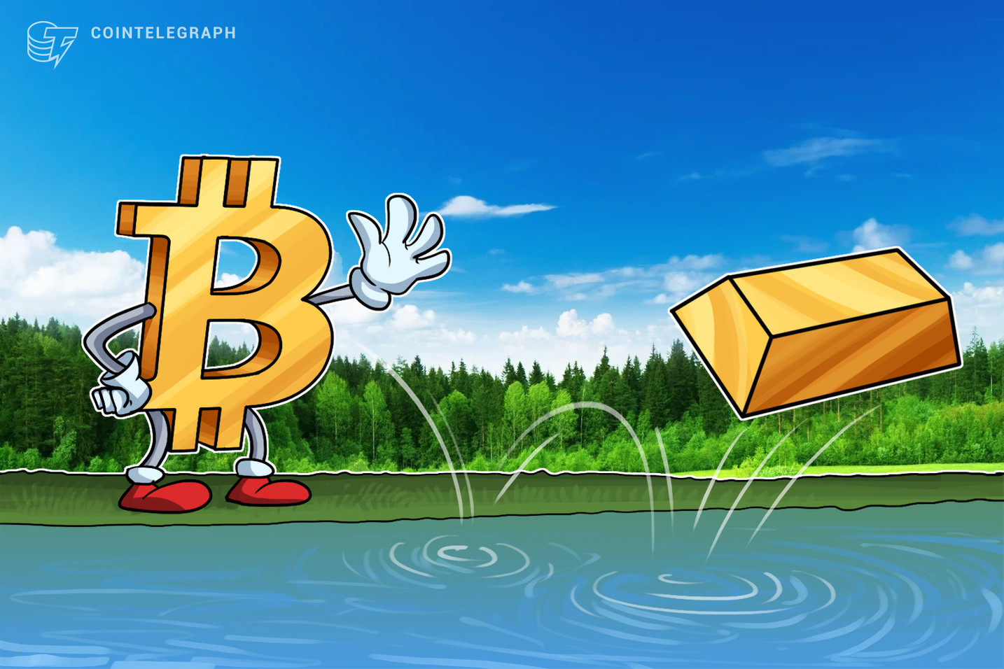 "BTC Is Better Than Gold ""On Every Front"", Says Hedge Fund Manager"