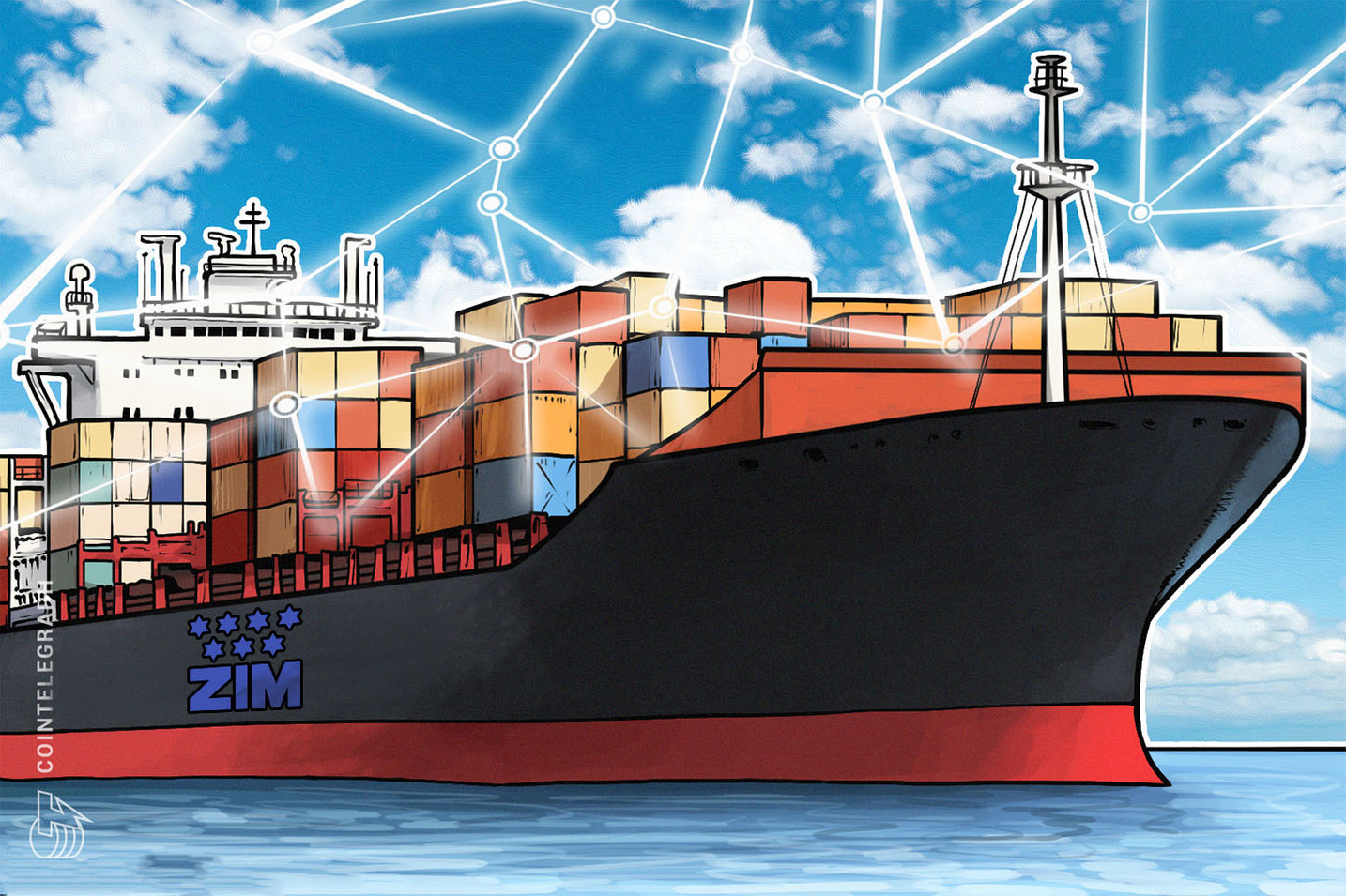 Israel's Top Cargo Shipping Firm Zim Opens Blockchain Platform to All Clients