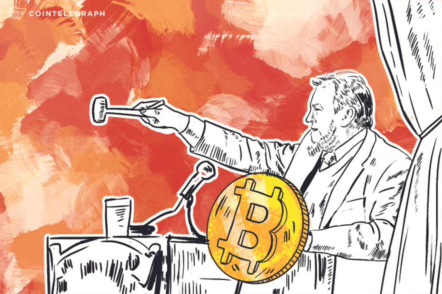 Second U.S. Marshal Bitcoin Auction Takes Place, Gets 11 Bidders