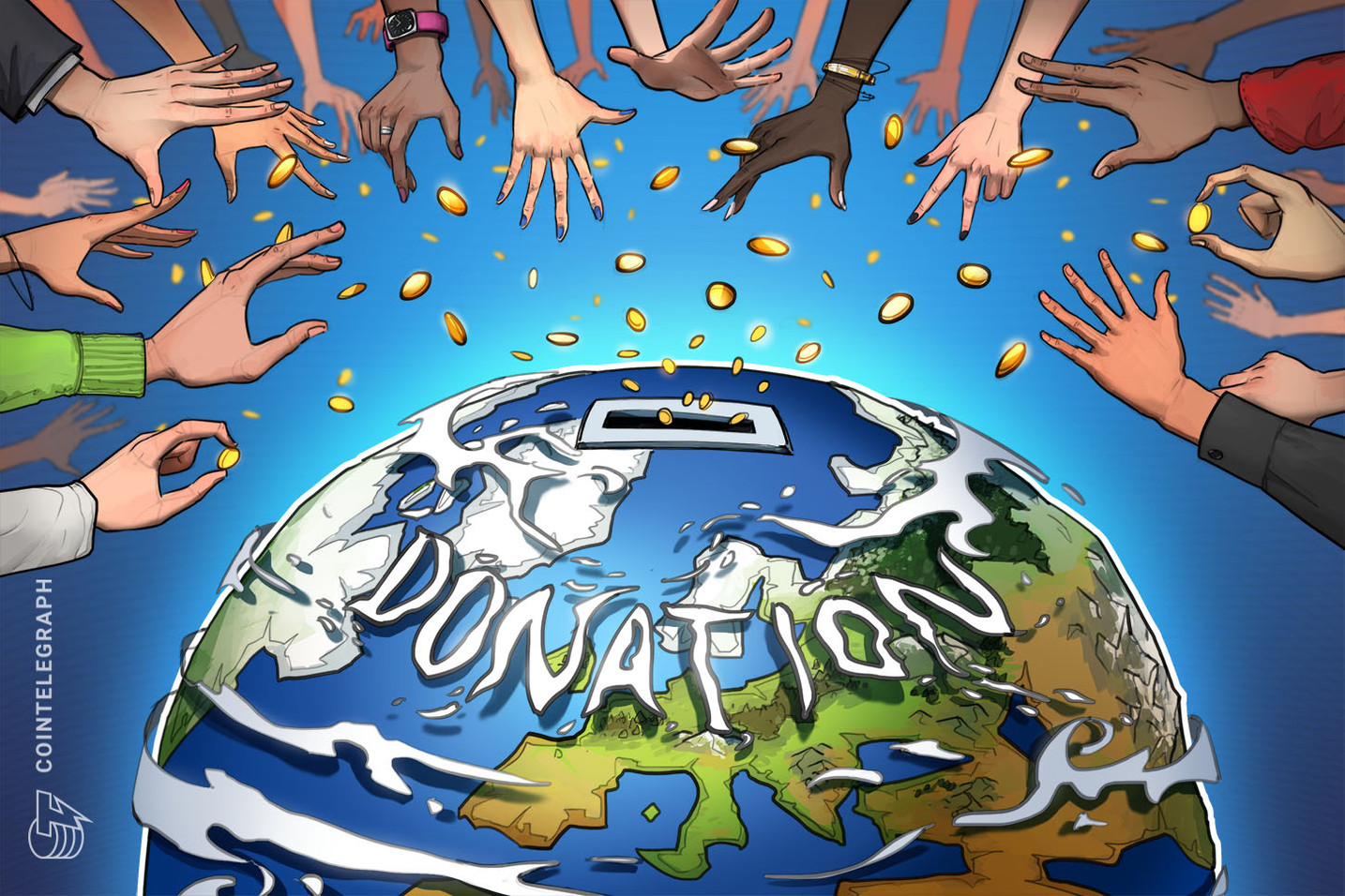 なぜ環境活動家のグレタさんに1億円超の寄付を? 仮想通貨トロン創業者のサン氏に直撃【ニュース】