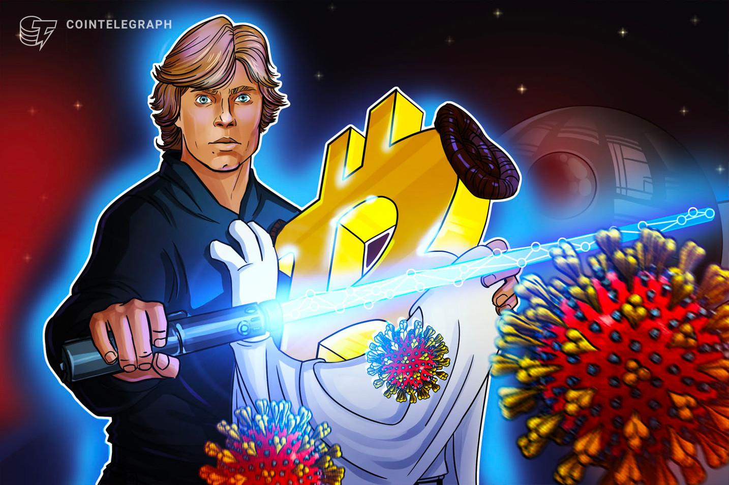 Rich Dad Poor Dad Author: Coronavirus Will Send Bitcoin 'Parabolic'