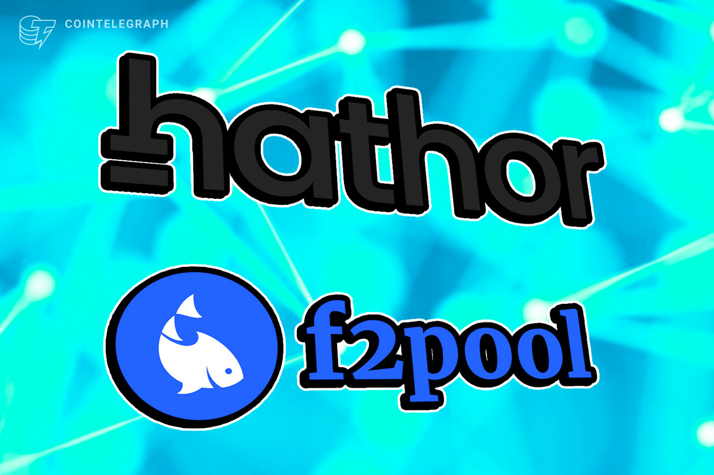 Hathor partners with F2Pool for more hashpower to the merged mining network
