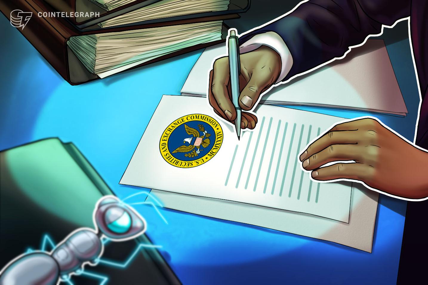 Grayscale registra pedido para tornar-se primeiro fundo de Bitcoin subordinado à SEC dos EUA