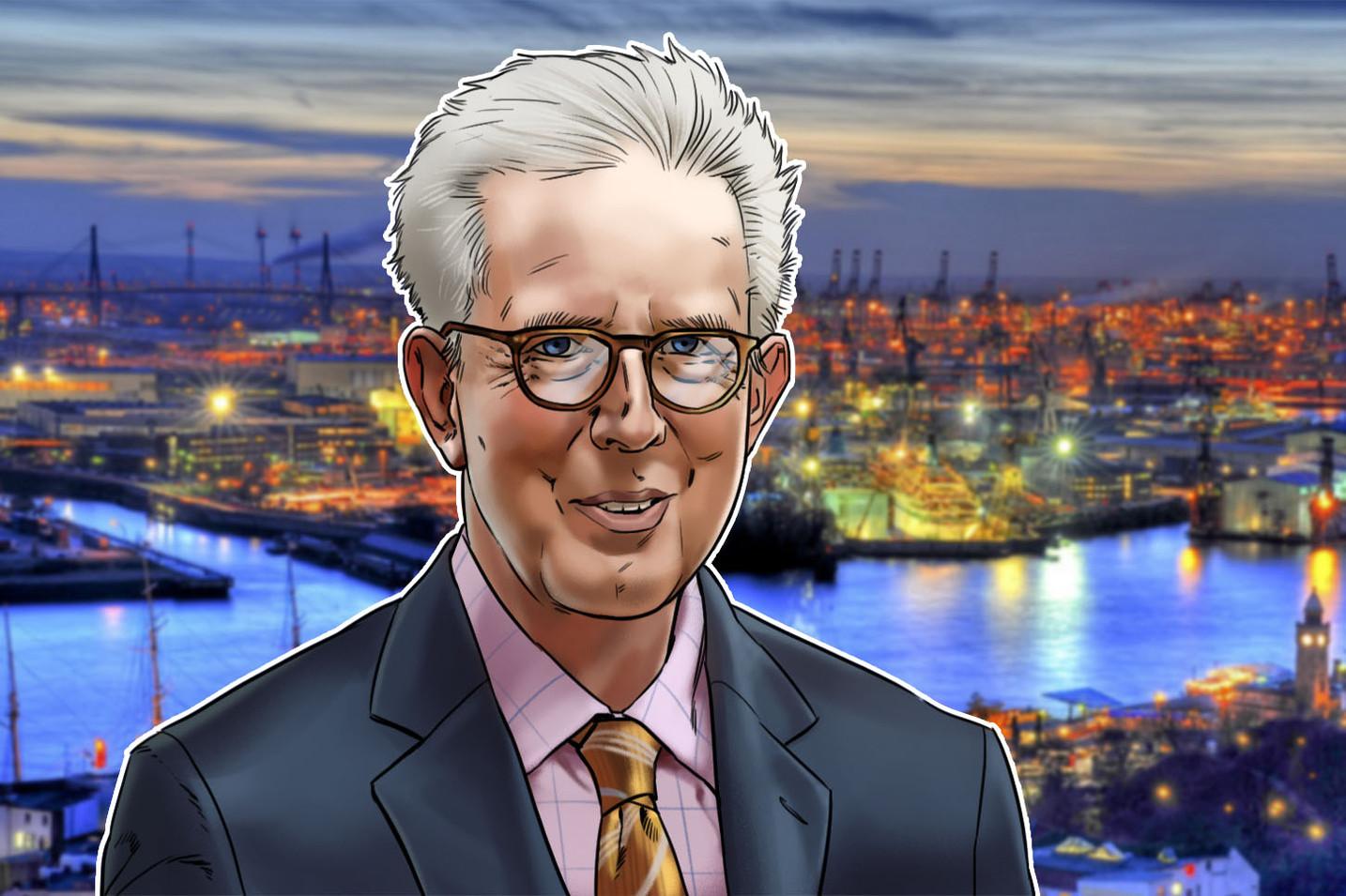 Sebastian Saxe, CDO für die Infrastruktur des Hamburger Hafens: Blockchain soll die Logistik revolutionieren