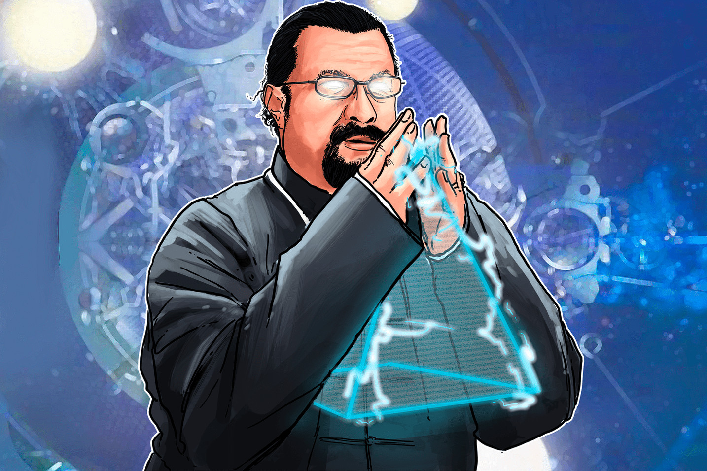 Steven Seagal And Bitcoiin Founders Leave Project As ICO Ends