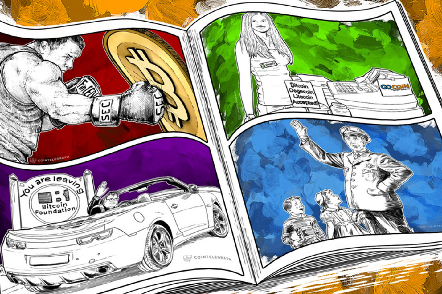 Weekend Roundup: Reports, Rumors Surround a Possible SEC Crackdown; Jon Matonis Leaves Bitcoin Foundation