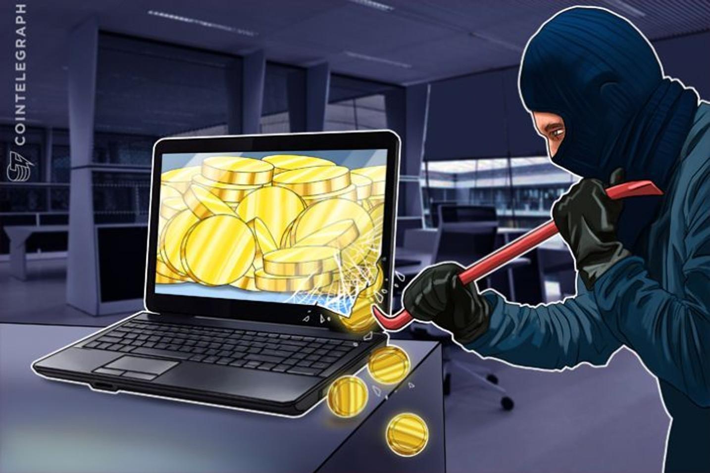 Intercambio Bitcoin Chino OKEx es hackeado por $ 3 millones, policía no interesada