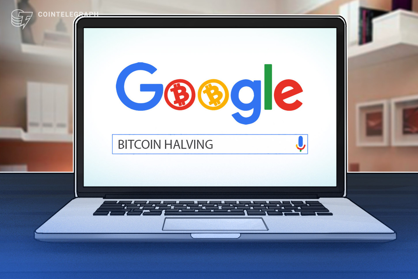 Search Volume for 'Bitcoin Halving' Outflanks Previous All-Time High
