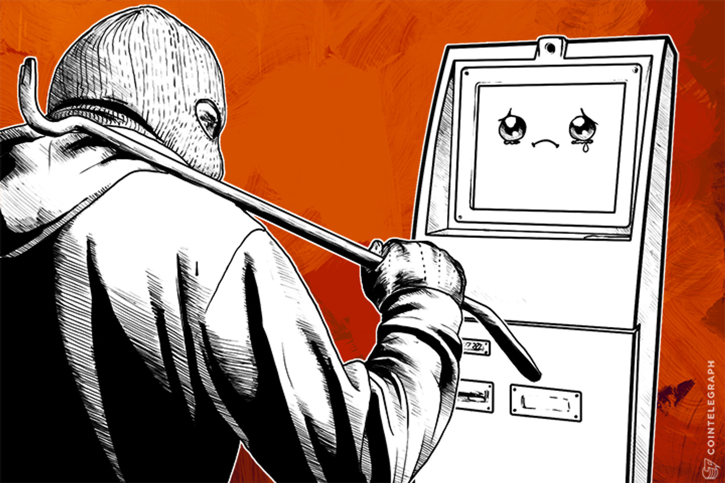 Two Bitcoin ATMs Stolen in Amsterdam