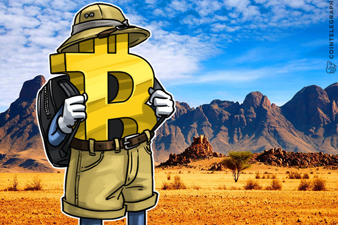 It is Baby Steps But Bitcoin is Taking Root in Africa