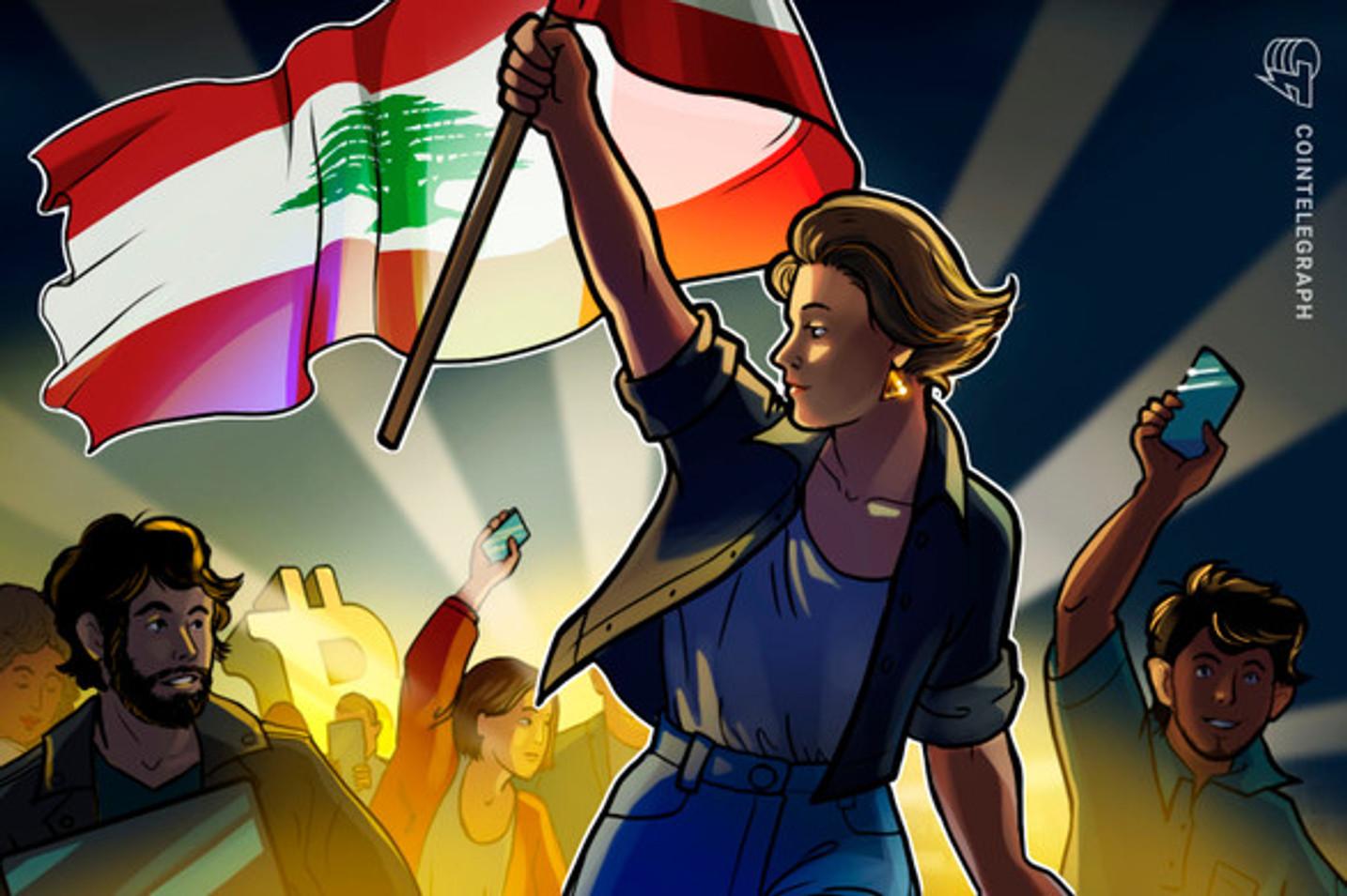 Como o Bitcoin pode ajudar a solucionar a crise cambial do Líbano