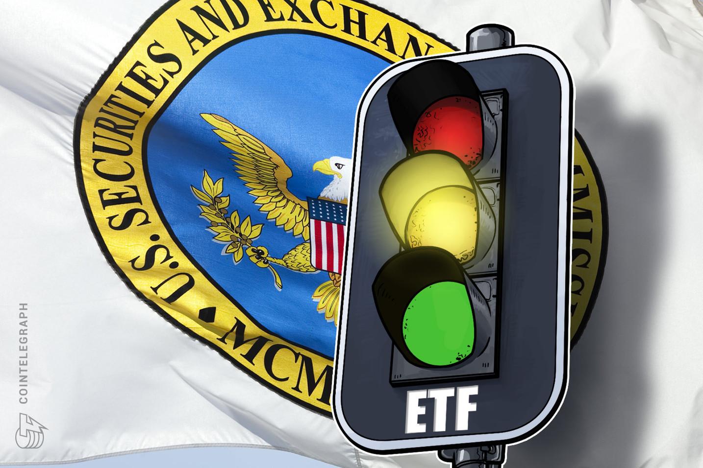 米SEC、米運用会社ディレクシオンのビットコインETFの可否決定を9月に延期