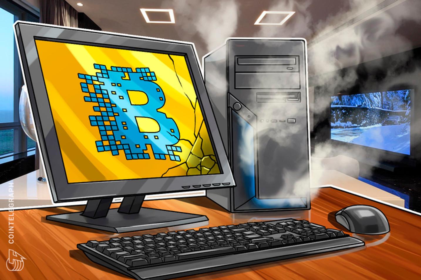 Pânico: Bitcoin cai mais de 20% na semana e recua para US$ 6.500; analistas já falam em queda a US$ 2.500