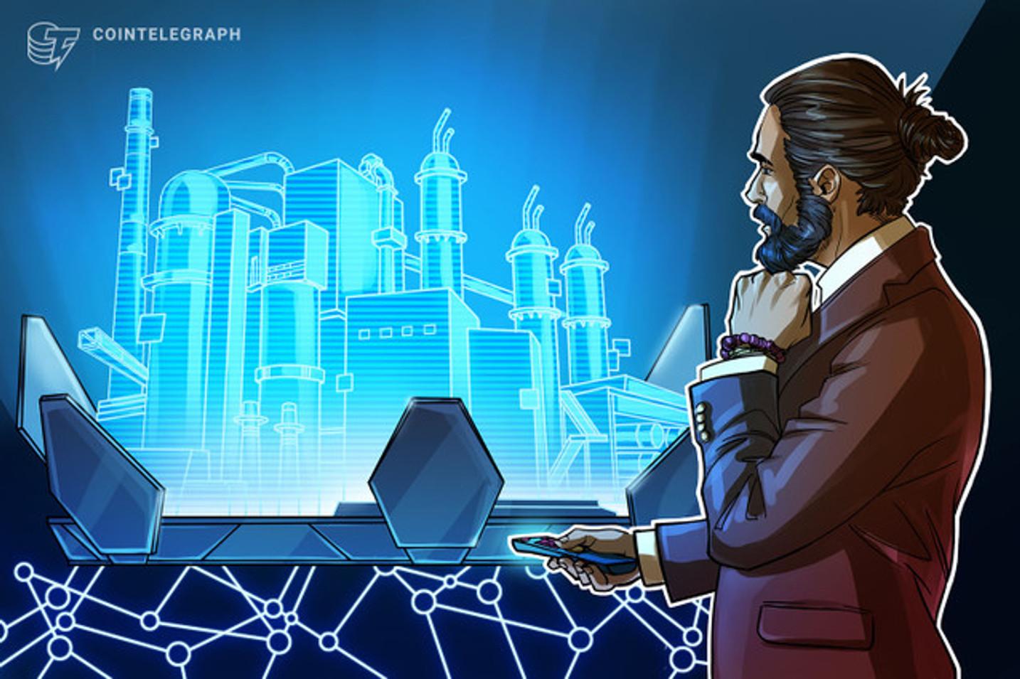 Argentina utilizará tecnología Blockchain para rastrear documentos en plantas de energía nuclear