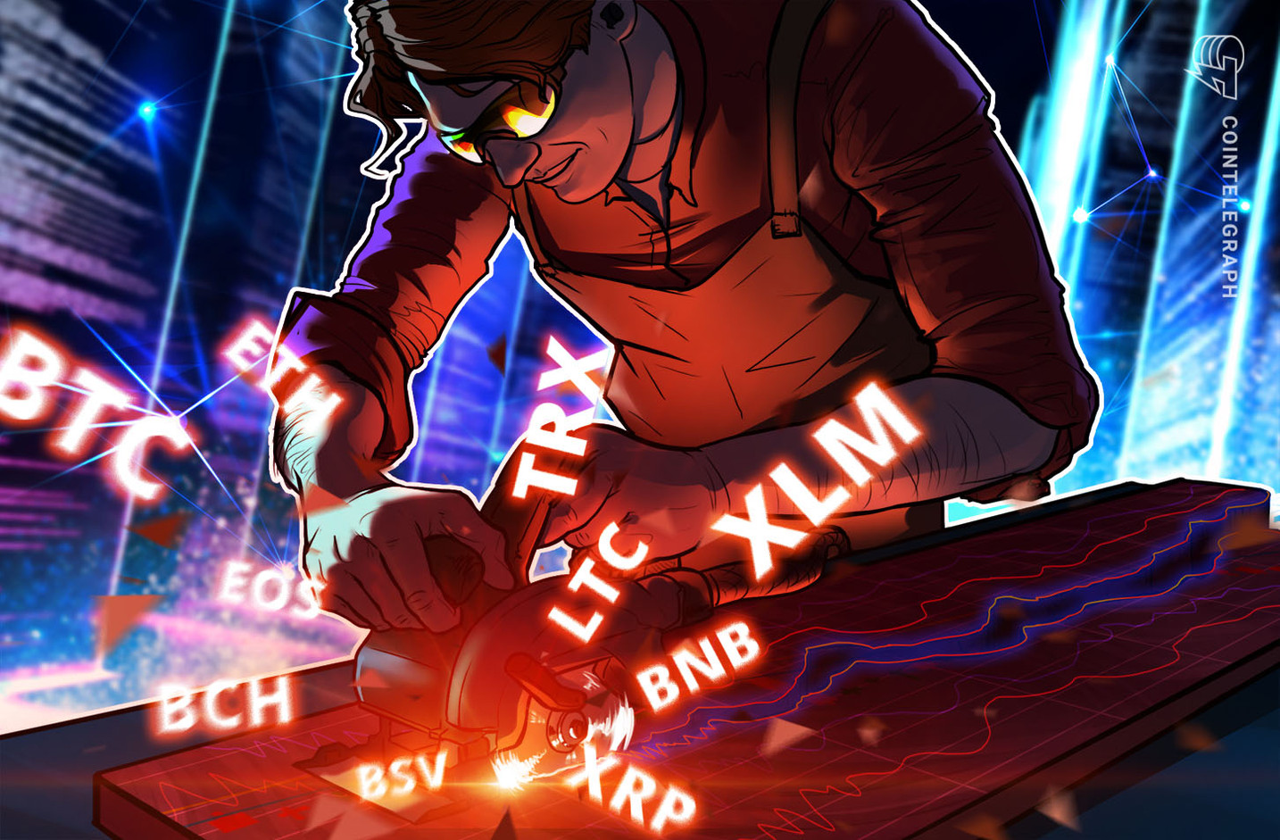 Price Analysis 15/11: BTC, ETH, XRP, BCH, LTC, EOS, BNB, BSV, XLM, TRX