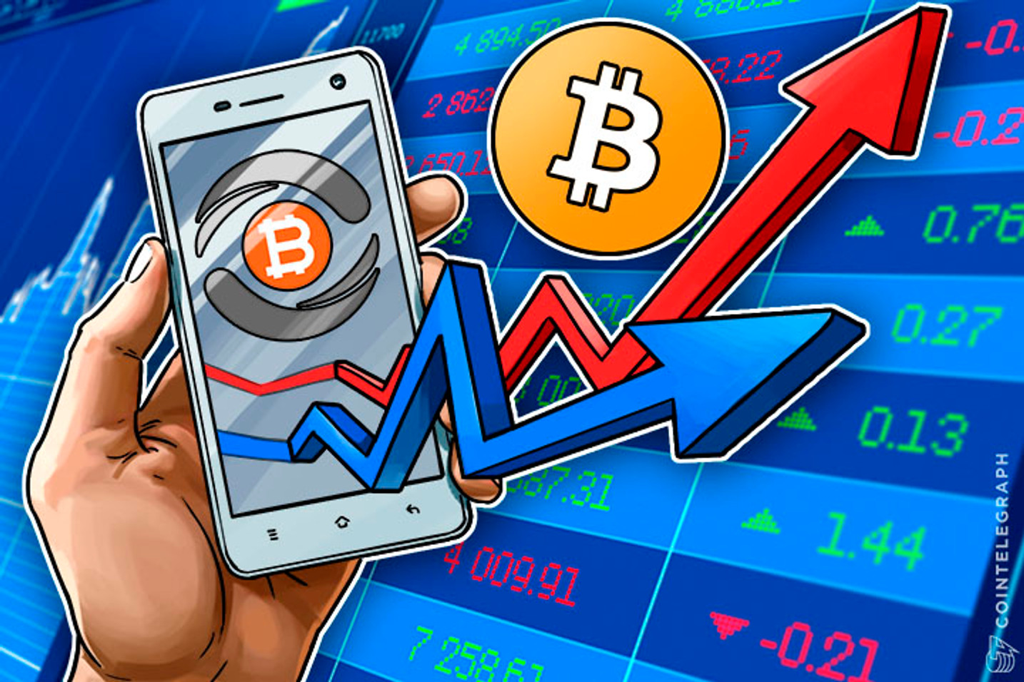 Chinese Bitcoin App BitKan Adds Over-the-Counter Trading Feature