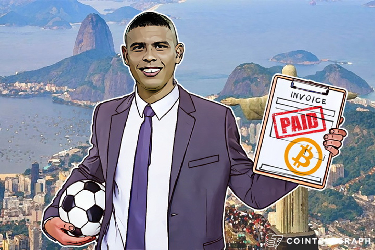 Bitcoin Payroll Bitwage Offers Direct Invoicing In Brazil