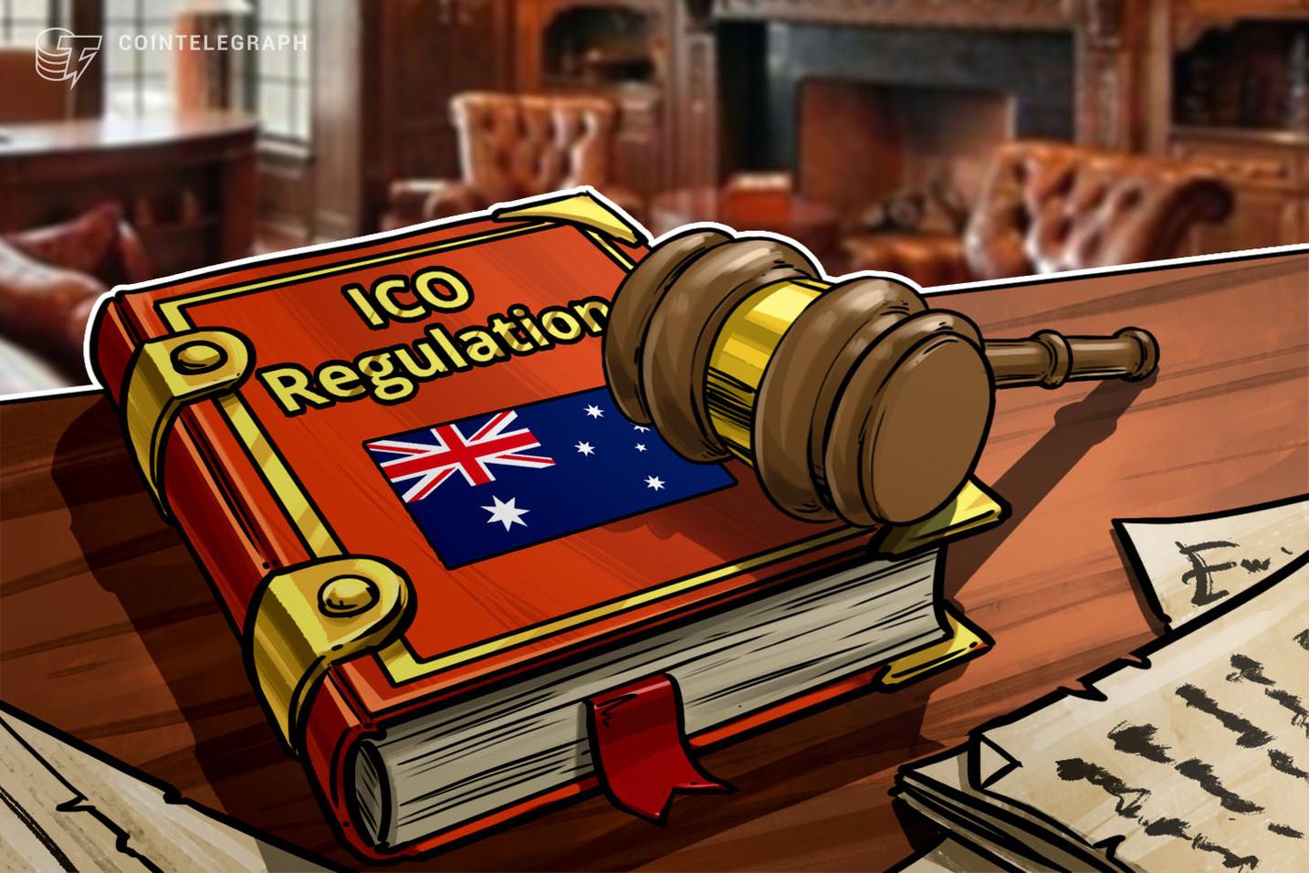 """""""Cuando hay revolución también hay riesgo"""": el regulador de valores de Australia actualiza las normas ICO y Criptos"""