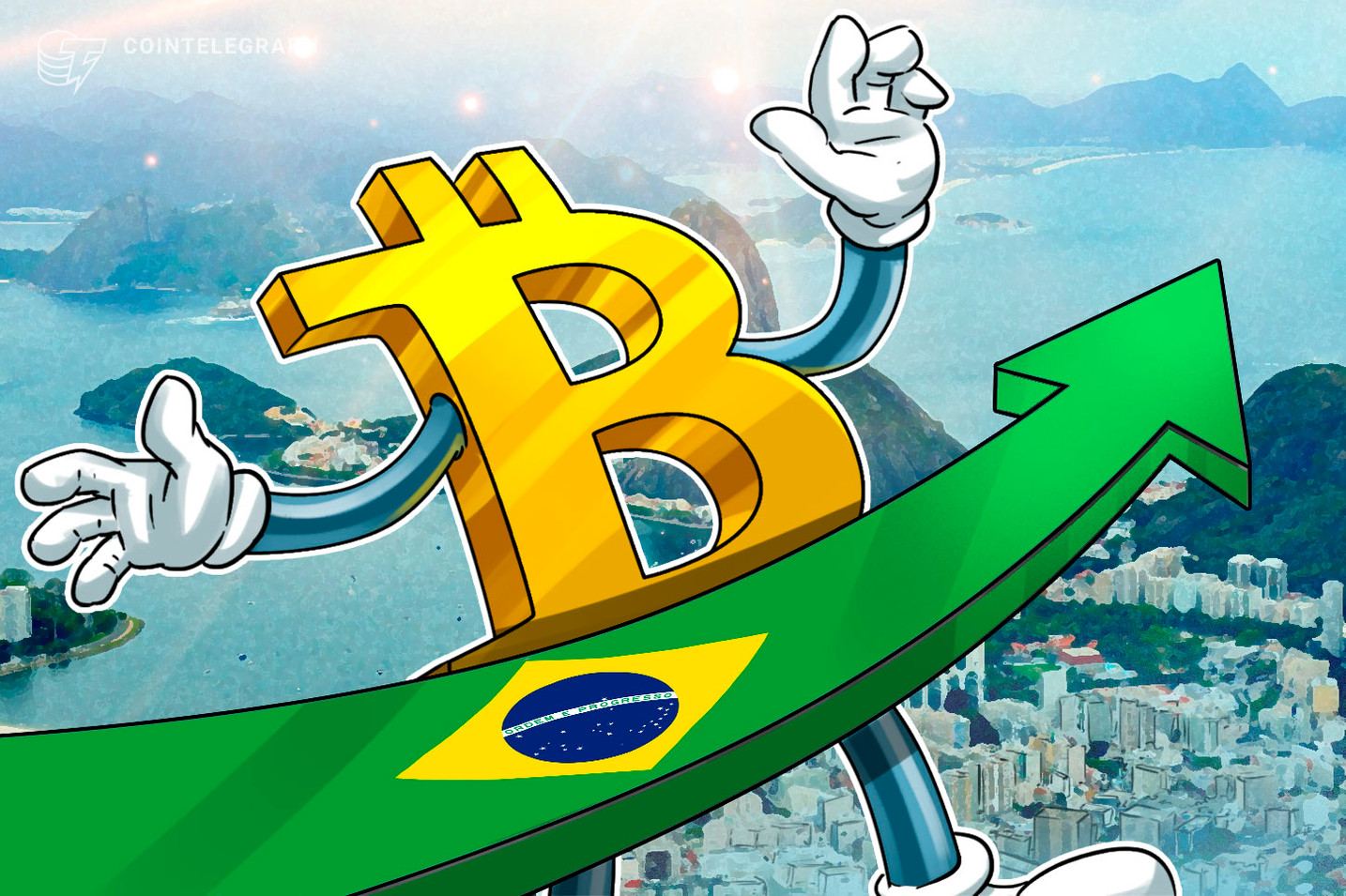 Crise do coronavírus faz demanda por Bitcoin disparar 190% em exchanges do Brasil