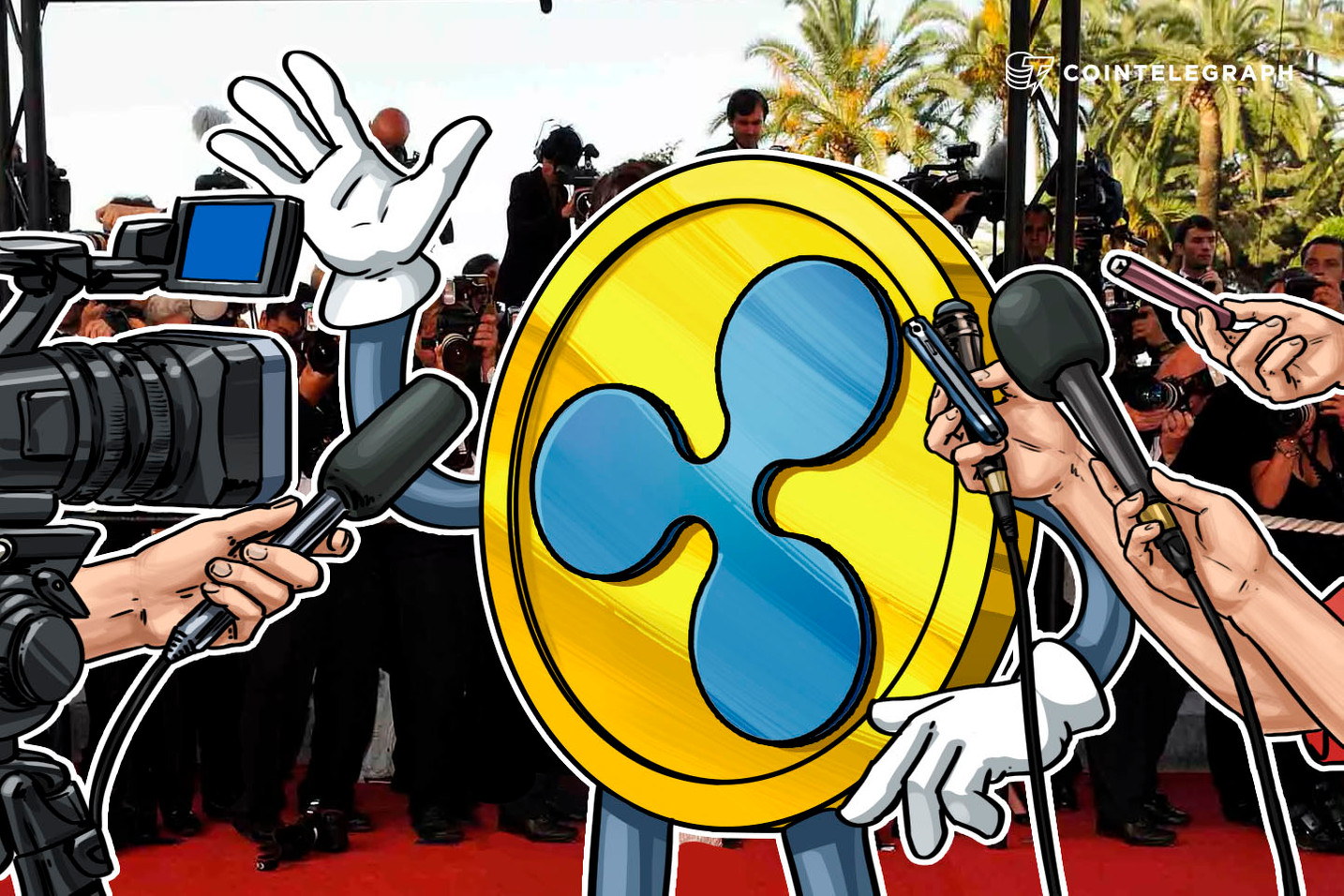 Ripple CEO Compares Bitcoin to Napster, Says BTC's Influence on Market Could Lessen