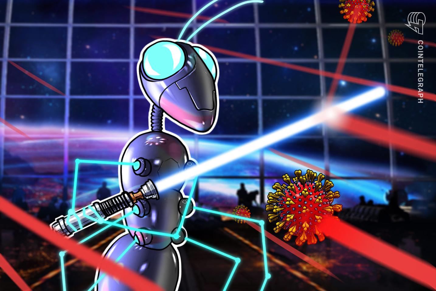 La pandemia de Coronavirus destacó los beneficios de los sistemas basados en blockchain