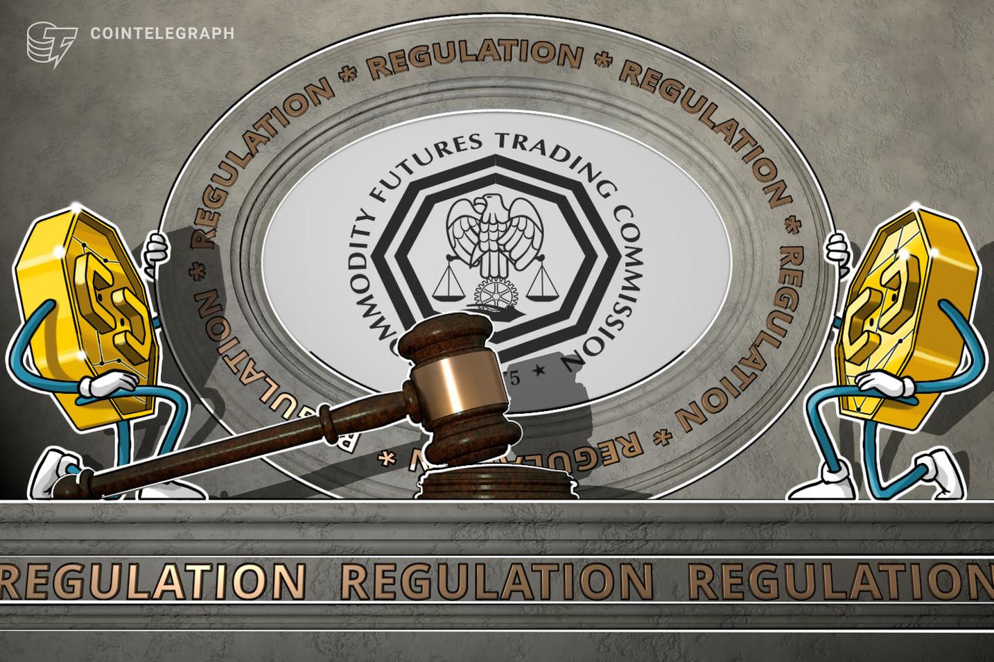 CFTC verhängt Bußgeld gegen Handelsplattform - Illegale Bitcoin-Transaktionen