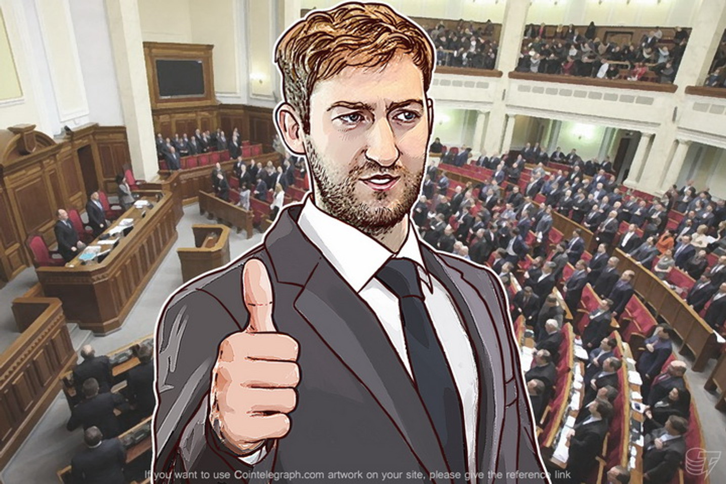 The Bill about Bitcoin Legalization in Ukraine Coming In January 2016