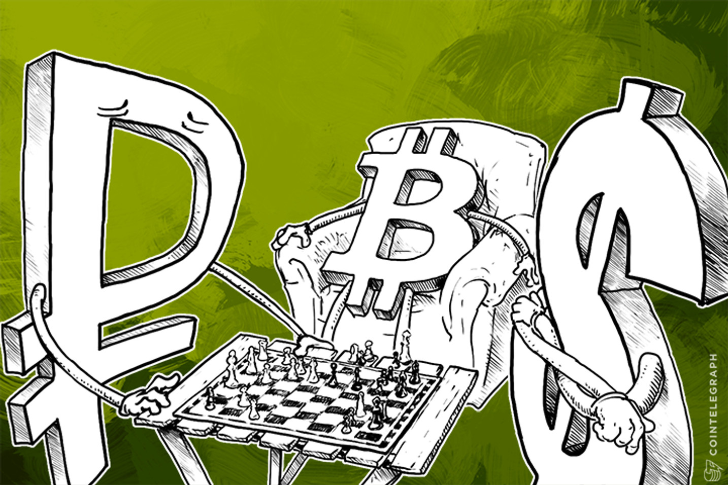 Russian Ruble Woes 'Not Impacting' Bitcoin Price amid 250% Trading Increase