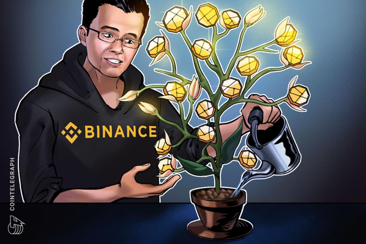 Binance annuncia Binance X, piattaforma per il supporto degli sviluppatori nell'ecosistema blockchain