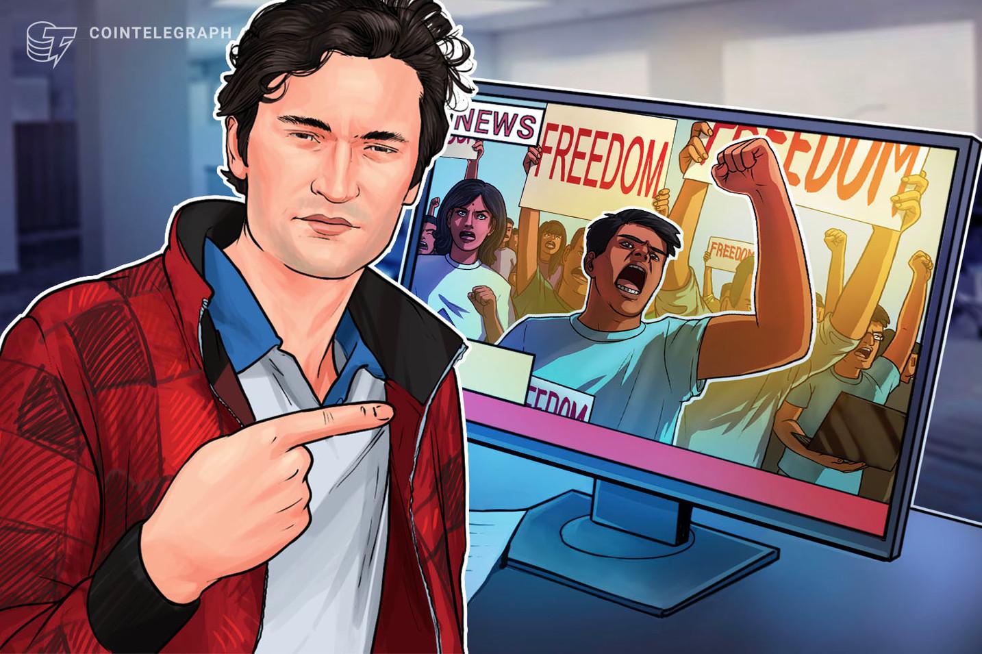 終身刑で服役中の闇サイト「シルクロード」運営者、釈放求める署名に27万5000人