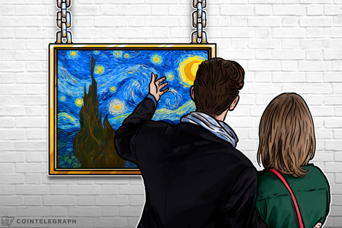 Arte y Blockchain: revolución en la colección de arte